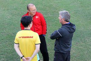 HLV Park Hang Seo có thêm trợ lý trước AFF Cup 2018