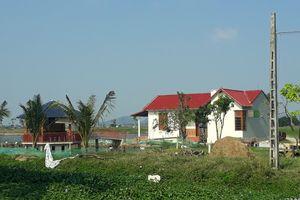 Hoằng Hóa - Thanh Hóa: Ngang nhiên xây dựng công trình trên đất nông nghiệp