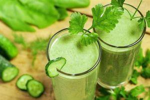 Uống những loại sinh tố siêu ngon này trước khi ngủ, bụng mỡ tiêu biến