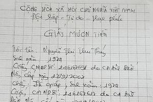 Đắk Nông: Phó Ban Dân vận Tỉnh ủy bị tố vì nhiều lần hẹn nợ