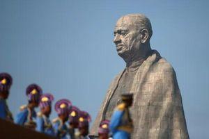 Ấn Độ huy động hơn 5.000 cảnh sát bảo vệ bức tượng cao nhất thế giới