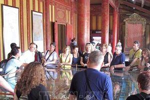 10 tháng đầu năm, khách quốc tế đến Thừa Thiên - Huế hơn cả năm 2017