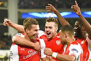 Vòng 11, Ngoại hạng Anh: Liều thuốc thử nặng cho Arsenal