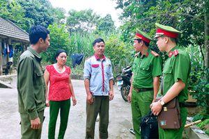 Nho Quan: Hiệu quả bước đầu khi đưa Công an chính quy về xã