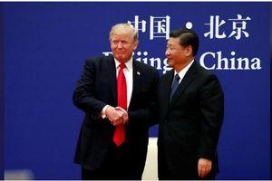 Lãnh đạo Mỹ - Trung điện đàm về bất đồng thương mại và tình hình Triều Tiên