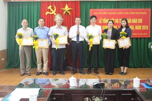Thanh Hóa tổ chức tổng kết, trao Giải Búa liềm vàng năm 2018