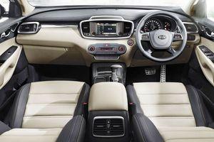 Kia Sorento 2019 chỉnh dáng đẹp, thêm hộp số tự động 8 cấp