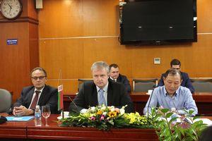 Belarus mong muốn phát triển thị trường sữa tại Việt Nam