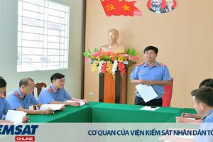 Chi bộ VKSND huyện U Minh Thượng, tỉnh Kiên Giang: Đi lên từ yếu kém