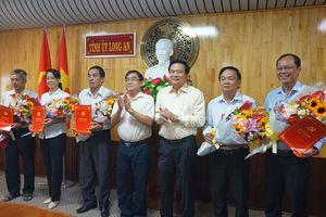 Long An hợp nhất Đảng bộ Khối Các cơ quan tỉnh và Đảng bộ Khối Doanh nghiệp tỉnh