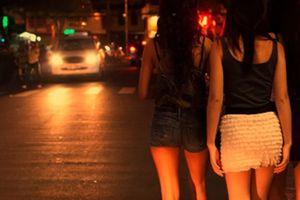 Hoạt động mại dâm ngày càng phức tạp, khó kiểm soát