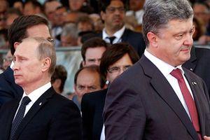 Tổng thống Ukraine ví trừng phạt của Nga như 'phần thưởng'