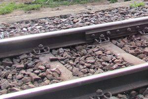 Người thanh niên tử nạn trên đường sắt ở Bình Định