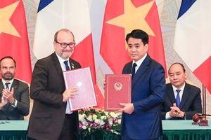 Việt - Pháp ký kết loạt thỏa thuận trị giá 10 tỷ USD
