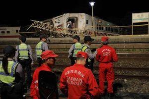 Nghi án tai nạn tàu hỏa tại Đài Loan do lỗi thiết kế