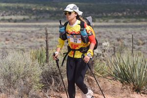 Thanh Vũ vượt 273km sa mạc khắc nghiệt ở Bắc Mỹ