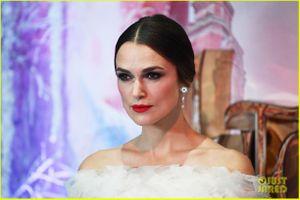 'Bông hồng nước Anh' Keira Knightley xinh đẹp trên thảm đỏ
