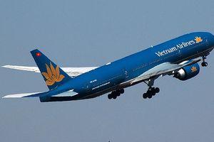 Doanh thu Vietnam Airlines tăng 18,1%, lãi giảm 12,7%