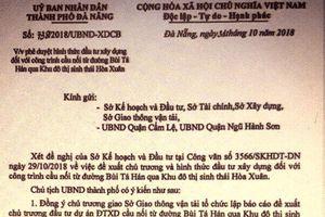 Đà Nẵng: Giả mạo văn bản và chữ ký của chủ chủ tịch thành phố
