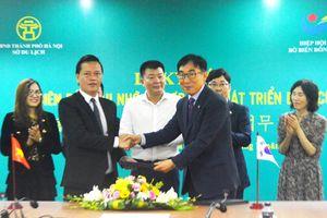 Hà Nội và Hiệp hội Xúc tiến du lịch khu vực bờ biển đông Hàn Quốc đẩy mạnh hợp tác
