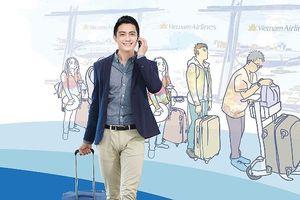 Chủ thẻ PVcomBank được hưởng ưu đãi khi bay Vietnam Airlines