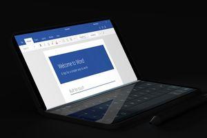 Microsoft khoe ý tưởng tablet 2 màn hình
