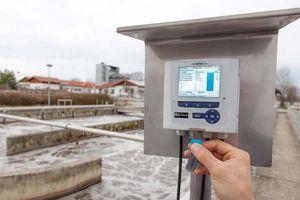 Giám sát chất lượng nước thải bằng hệ thống quan trắc theo thời gian thực