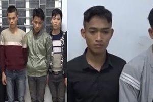 Một nhát đâm, 7 người bị tạm giữ