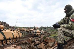 Quân đội Thổ Nhĩ Kỳ tấn công tỉnh Hasakah của Syria