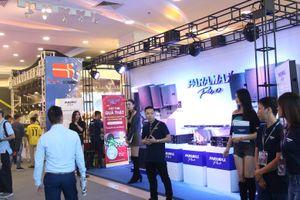 Hàng chục hệ thống thiết bị biểu diễn chuyên nghiệp quy tụ tại Hà Nội
