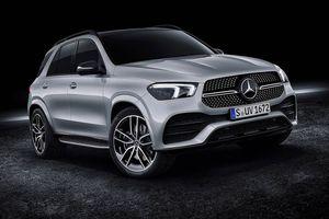 Mercedes-Benz GLE 2019 có giá từ 71.000 USD tại châu Âu