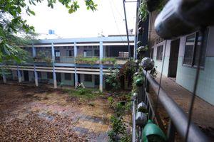 Trường tiểu học bỏ hoang gần 3 năm ở Sài Gòn