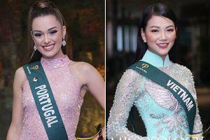 Ai sẽ đăng quang Hoa hậu Trái đất 2018?