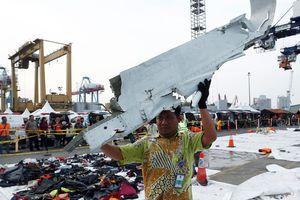 Thợ lặn phát hiện thân máy bay gặp nạn dưới đáy biển Indonesia