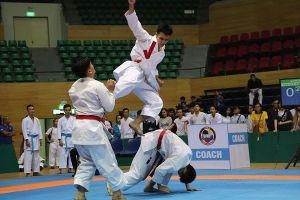 Hơn 400 VĐV tham dự Giải Karate các CLB TP Đà Nẵng