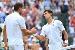 Djokovic ngược dòng nghẹt thở đánh bại Cilic 2 - 1
