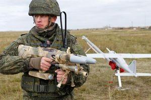 Nga bắt đầu vào 'mùa săn' máy bay không người lái