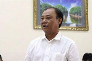 Sai phạm ở Sagri: Cảnh cáo ông Lê Tấn Hùng
