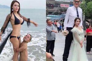 'Chị dâu Võ Tòng' đá đại ca xã hội đen cao 1m, cưới tình mới 2m?