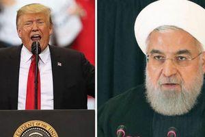 Trump tung đòn trừng phạt ngăn Iran 'lây lan cái chết'