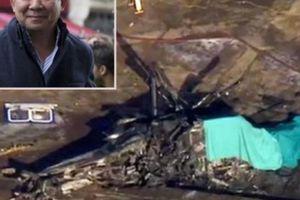 Hộp đen sẽ hé lộ nguyên nhân vụ trực thăng của Chủ tịch Leicester rơi?