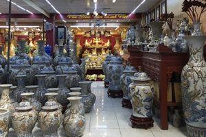 Tinh hoa Việt qua gốm men rạn Phạm Đạt