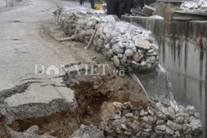 Hoàn thành sửa chữa đường tạm Cao tốc Nội Bài – Lào Cai