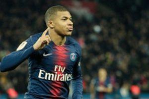 Mbappe tỏa sáng giúp PSG đi vào lịch sử bóng đá châu Âu
