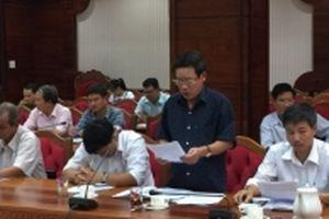 Sớm giải quyết việc Chủ tịch UBND huyện ban hành quyết định trái thẩm quyền