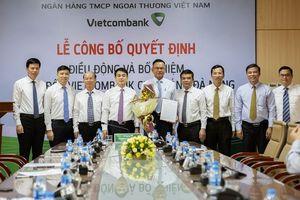 Bổ nhiệm nguyên Giám đốc Vietcombank Quảng Nam làm Giám đốc Vietcombank Đà Nẵng