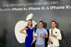 Bộ ba iPhone chính hãng mới chính thức lên kệ tại Thế Giới Di Động