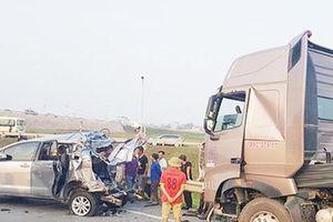 CĐM nói gì về bản án của tài xế container đâm xe Innova lùi trên cao tốc?