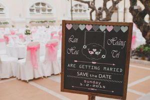 Đám cưới handmade xu thế mới vừa tiết kiệm vừa đặc biệt