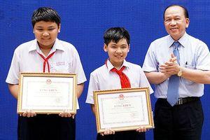 9 gương mặt HS tiêu biểu vinh dự được tiếp kiến Tổng bí thư, Chủ tịch nước Nguyễn Phú Trọng